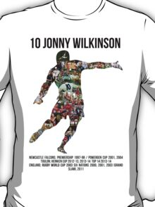 Jonny Wilkinson Tribute  T-Shirt