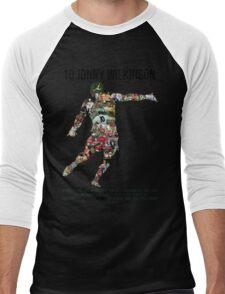 Jonny Wilkinson Tribute  Men's Baseball ¾ T-Shirt