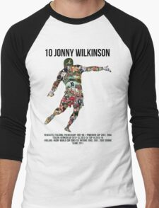 Jonny Wilkinson Tribute  Men's Baseball ¾ T-Shirt