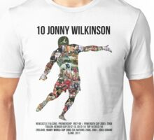 Jonny Wilkinson Tribute  Unisex T-Shirt