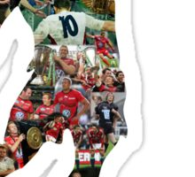 Jonny Wilkinson Tribute  Sticker