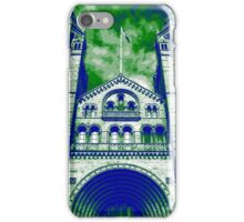 London's Natural History Museum iPhone Case/Skin