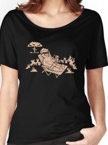 Vault Boy Women's Relaxed Fit T-Shirt