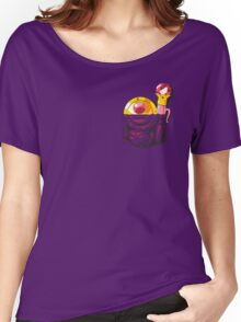 Prepared Sailor - red Women's Relaxed Fit T-Shirt