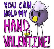 drifloon valentine by alosbothe