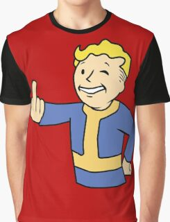 Vault F*uck  Graphic T-Shirt