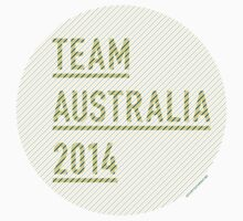 EverySaturday Supporting the Socceroos by everysaturday