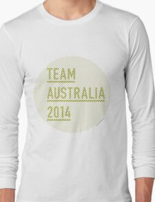 EverySaturday Supporting the Socceroos Long Sleeve T-Shirt