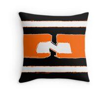 Nico Hulkenberg Helmet Throw Pillow