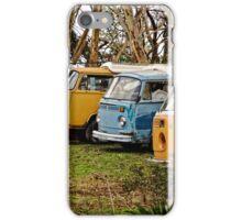 Retired Combi's iPhone Case/Skin