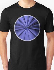 Blue Center Unisex T-Shirt