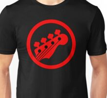 Red bass Unisex T-Shirt