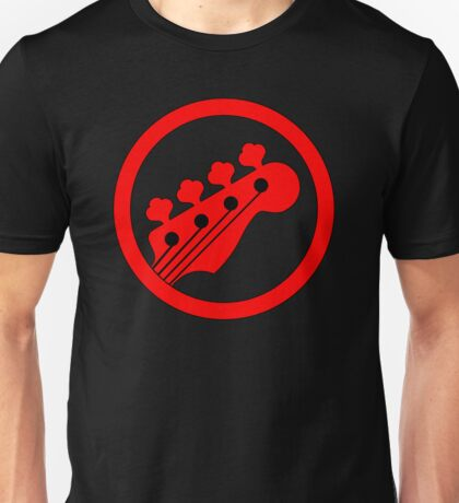 Red bass Unisex T-Shirt