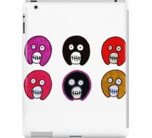 Mighty Boosh skulls iPad Case/Skin