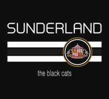 EPL 2016 - Football - Sunderland (Away Black) by madeofthoughts