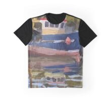 Fishing Boat at Dartside Quay1 Graphic T-Shirt