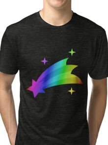 MLP - Cutie Mark Rainbow Special - Cloud Chaser Tri-blend T-Shirt