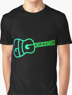 Gignomination, gigs, music Graphic T-Shirt