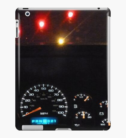 0 mph iPad Case/Skin