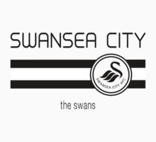 EPL 2016 - Football - Swansea City (Home White) by madeofthoughts