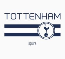 EPL 2016 - Football - Tottenham (Home White) by madeofthoughts