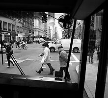 New York Street Photography 20 by Frank Romeo