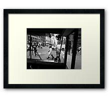 New York Street Photography 20 Framed Print