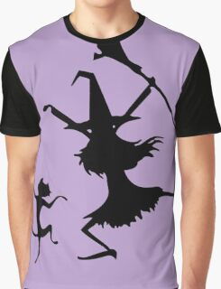 Witch Graphic T-Shirt