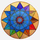 Mandala : Connection  by danita clark
