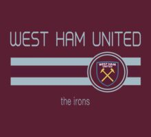 EPL 2016 - Football - West Ham United (Home Claret) by madeofthoughts