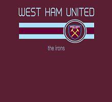 EPL 2016 - Football - West Ham United (Home Claret) Unisex T-Shirt