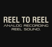 Reel to reel white One Piece - Long Sleeve