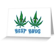 Best Buds Shading Greeting Card