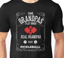 Pickleball Grandpa Unisex T-Shirt