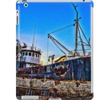 Barnacle Bill iPad Case/Skin