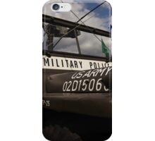 us army, military police iPhone Case/Skin