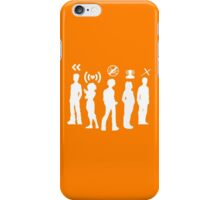 What's our powers? iPhone Case/Skin