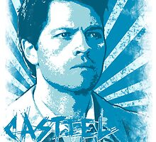 Castiel 2014 - Redeemer of Heaven by Magmata