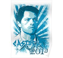 Castiel 2014 - Redeemer of Heaven Poster
