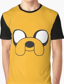 Yellow dog Graphic T-Shirt