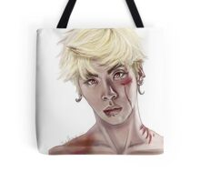 Demon Jjong (blood tw) Tote Bag