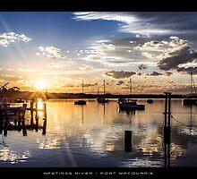 Hastings River - Port Macquarie by David Lam