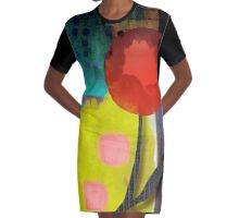 Touch me, take me to that other place Graphic T-Shirt Dress
