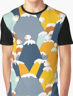 Sound of music sheep Graphic T-Shirt