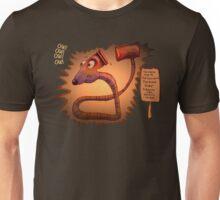 Self-Destructive Dog-Nosed Snake Unisex T-Shirt