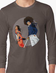 Huey & Riley: The Ninja Way (redesign) Long Sleeve T-Shirt