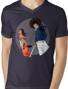 Huey & Riley: The Ninja Way (redesign) Mens V-Neck T-Shirt