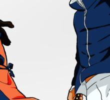 Huey & Riley: The Ninja Way (redesign) Sticker
