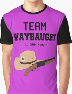 Damn Haught [Black] Graphic T-Shirt