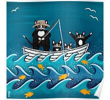Fishing Trip with Dad Poster